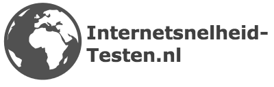 Internetsnelheid testen